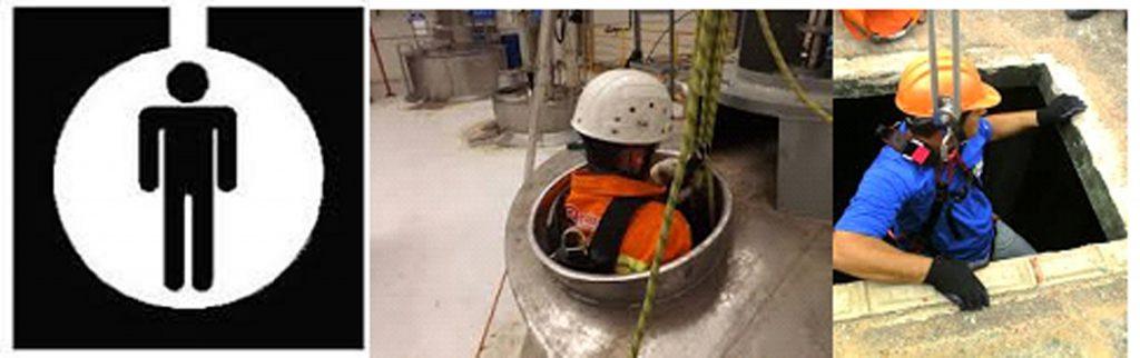 espaço confinado; trabalho em altura; percon tecnologia; nr33; nr35; detectores de gases; detector de gases; detecção de gases; segurança do trabalho