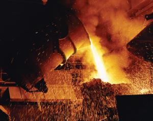 Imagem processamento de metal