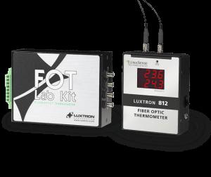 Imagem termometria com a tecnologia fluoroptic
