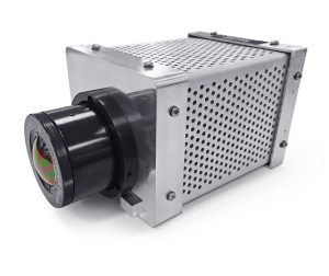 Imagem termovisor mcl 640
