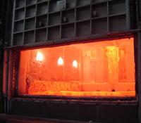 imagem monitorando fornos de recozimento